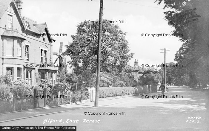 Photo of Alford, East Street c.1950
