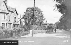 Alford, East Street c.1950