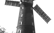 Alford, Five Sail Mill c.1950
