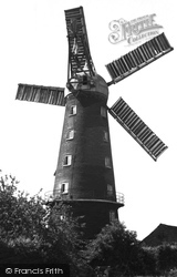 Alford, Five Sail Mill c.1950