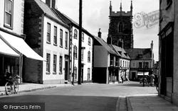 High Street c.1955, Alford