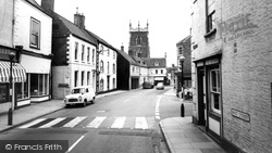 Alford, High Street c.1965