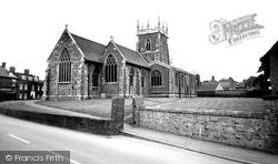 Alford, St Wilfrid Church c.1965
