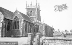 St Wilfrid's Church c.1950, Alford