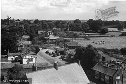 Alford, The Cattle Market c.1955