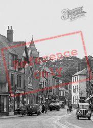 High Street c.1955, Alfreton