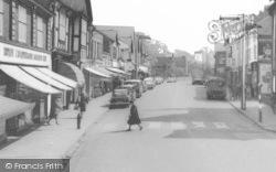 Alfreton, High Street c.1965