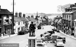 Alfreton, King Street 1956