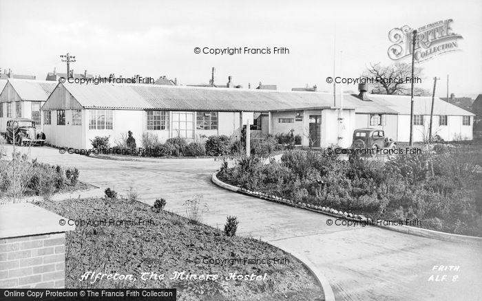 Photo of Alfreton, Miners' Hostel c.1955