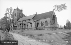 St Martin's Church c.1965, Alfreton