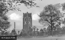 Watchorn Church c.1955, Alfreton