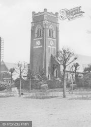 Alfreton, Watchorn Memorial Church c.1955