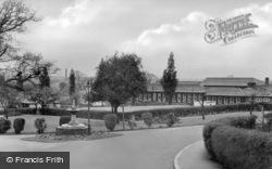 Welfare And Schools c.1955, Alfreton