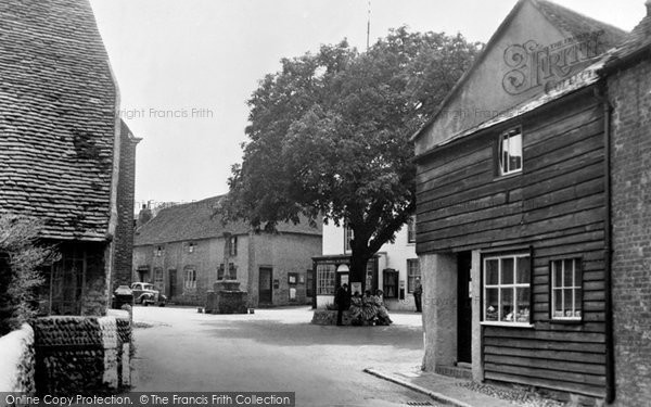Photo of Alfriston, c.1955