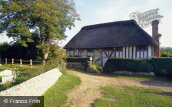 Alfriston, Clergy House 1997