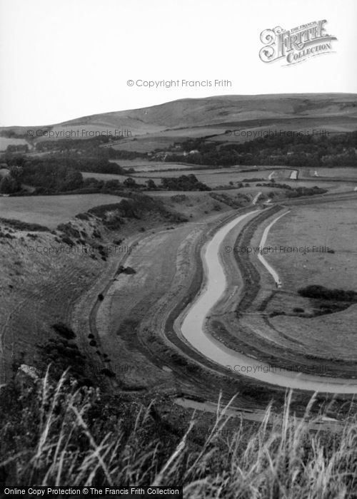 Photo of Alfriston, High And Over c.1960