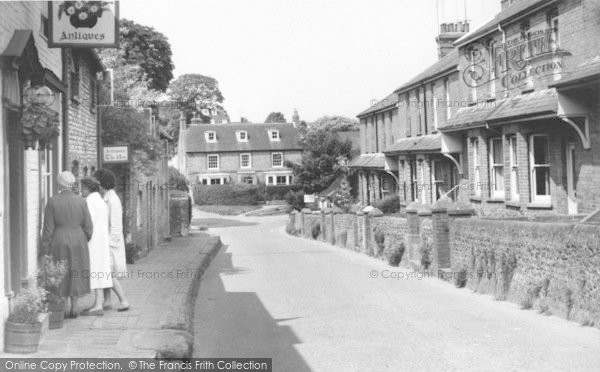 Photo of Alfriston, North Street c.1960