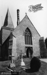 Alfriston, St Andrew's Church c.1960
