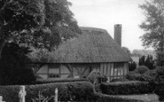 Alfriston, The Clergy House c.1955