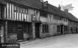 The George Inn c.1960, Alfriston