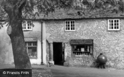 The Singing Kettle c.1960, Alfriston