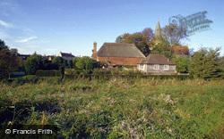 Alfriston, Village And Church 1997