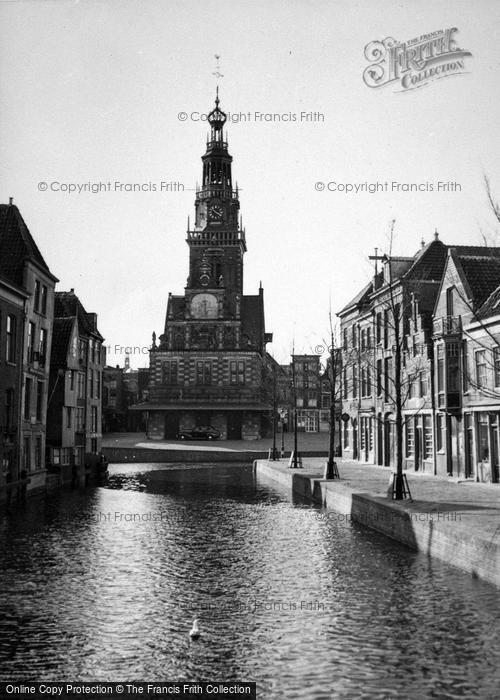 Photo of Alkmaar, Cheese Market 1938