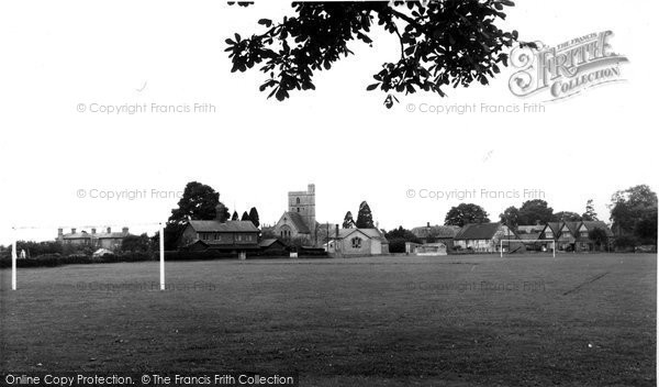 Photo of All Cannings, c.1960