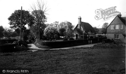 All Cannings, Drewitts Lane c.1960