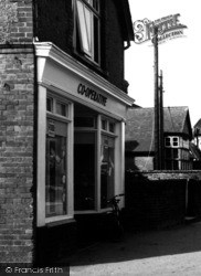All Cannings, The Street, Co-Op Stores c.1960