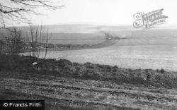 All Cannings, Wansdyke 1950