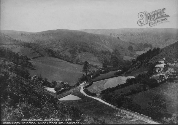 Photo of All Stretton, Batch Valley 1904