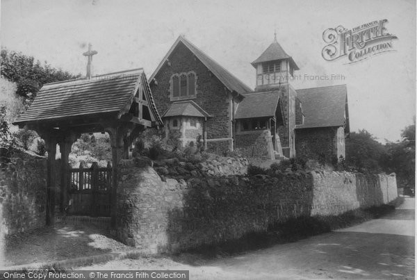 Photo of All Stretton, Church Of St Michael And All Angels 1904
