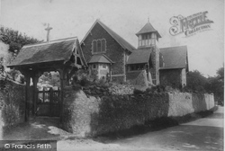 All Stretton, Church Of St Michael And All Angels 1904