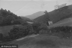All Stretton, The Batch And Caradoc 1910