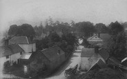 All Stretton, Village 1904