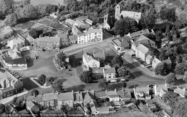 Photo of Allendale, Aerial View c1955, ref. A102080