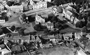 Allendale, Aerial View c.1955