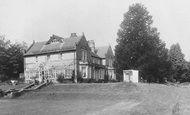 Allendale, Ashleigh Private Hotel c1955