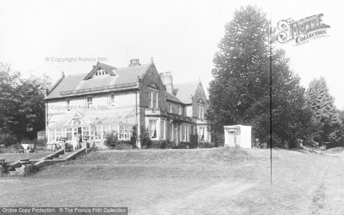 Photo of Allendale, Ashleigh Private Hotel c.1955