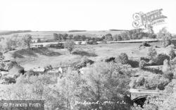 Allendale, Bridgend c.1955