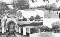 Allendale, Composite c.1955