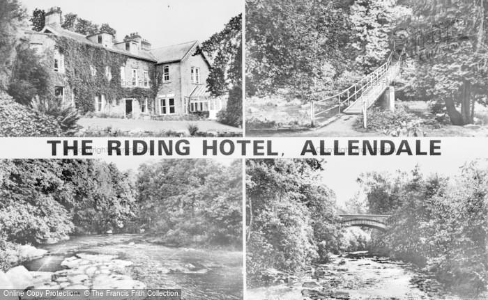 Photo of Allendale, Composite c.1960
