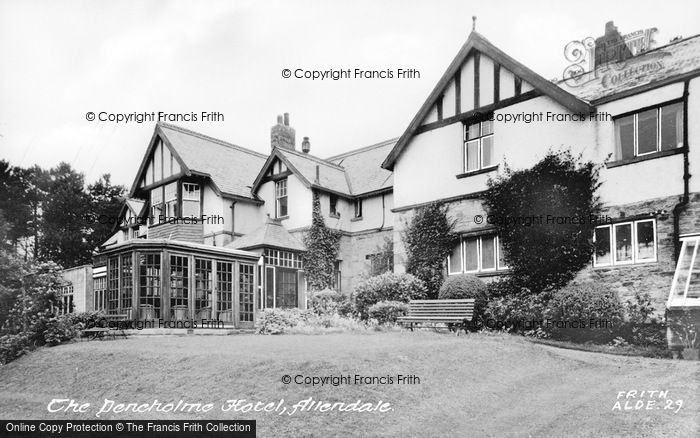 Photo of Allendale, Deneholme Hotel c.1955