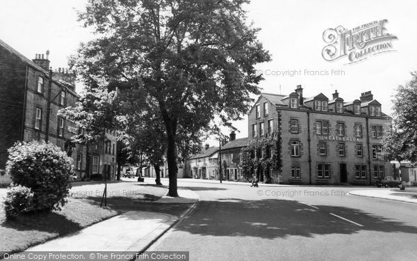 Photo of Allendale, Heatherlea and Shield Street c1955, ref. A102089