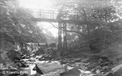 Allendale, Holmes Linn c.1955