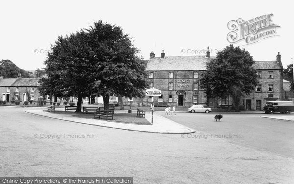 Photo of Allendale, Hotspur Hotel c1960, ref. A102134