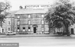 Allendale, Hotspur Hotel c.1960