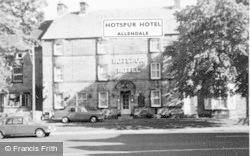 Allendale, Hotspur Hotel c.1965