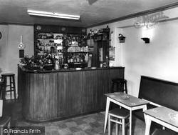 Allendale, Hotspur Hotel The Bar c.1955